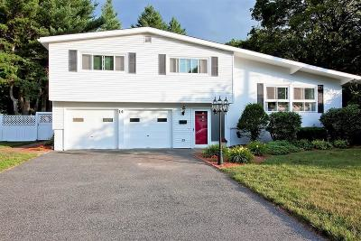 Framingham Single Family Home Under Agreement: 14 Berkeley Rd