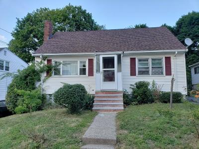 Boston Single Family Home For Sale: 92 Glenwood Ave