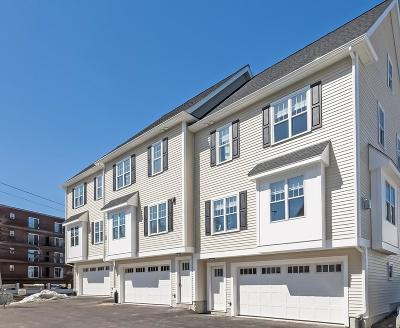 Quincy Condo/Townhouse Under Agreement: 150 Quincy Ave #4A