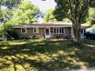Brockton Single Family Home New: 109 Lisa Dr