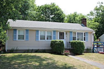Saugus MA Single Family Home For Sale: $409,900