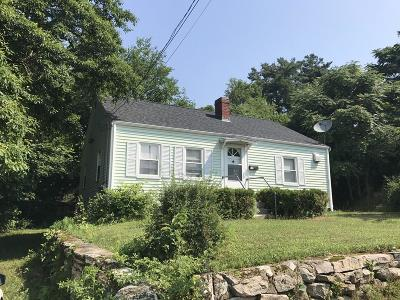 Brockton Single Family Home New: 76 Merton Street