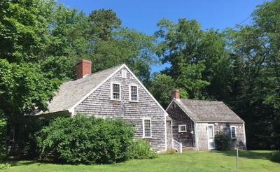Duxbury MA Single Family Home New: $649,000
