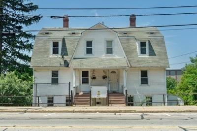 MA-Worcester County Multi Family Home Under Agreement: 627 629- 631 S Main St