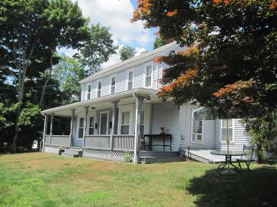 Waltham Single Family Home Under Agreement: 75 Lincoln Street