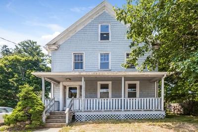 Stoughton Single Family Home New: 195 Park St