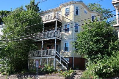 Somerville Multi Family Home For Sale: 207 Summer Street