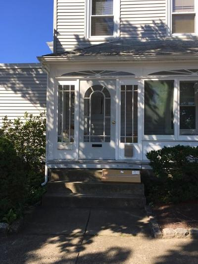 Newton Rental New: 17 Shamrock Street #2