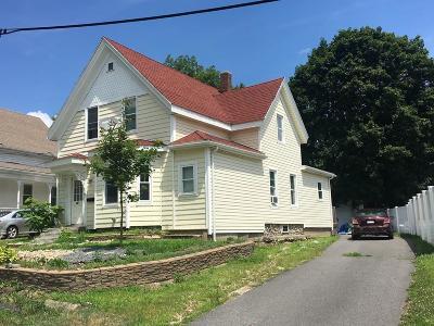 Brockton Single Family Home New: 23 Amherst St