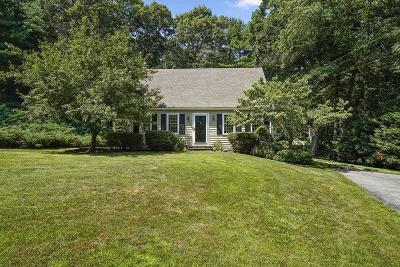 Norwell Single Family Home Under Agreement: 75 Masthead Drive