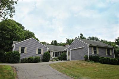 Saugus MA Single Family Home For Sale: $649,900