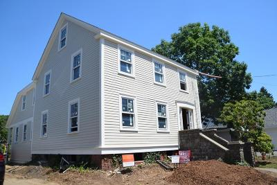 Manchester Single Family Home Under Agreement: 69 Pleasant Street