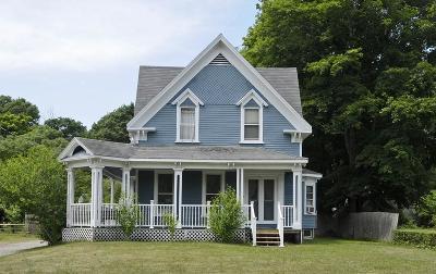 Middleboro Single Family Home Under Agreement: 104 Oak St.