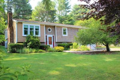 Plymouth Single Family Home New: 44 Boot Pond Rd