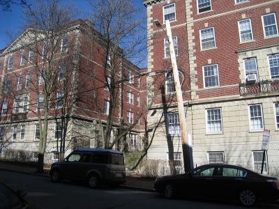 Cambridge Rental New: 4 Washington Avenue #12