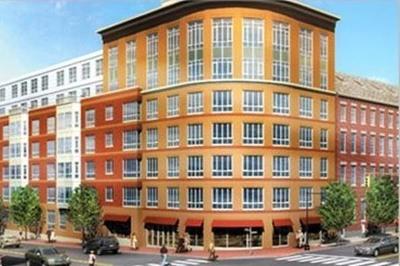 Cambridge Rental New: 17 Otis St #404