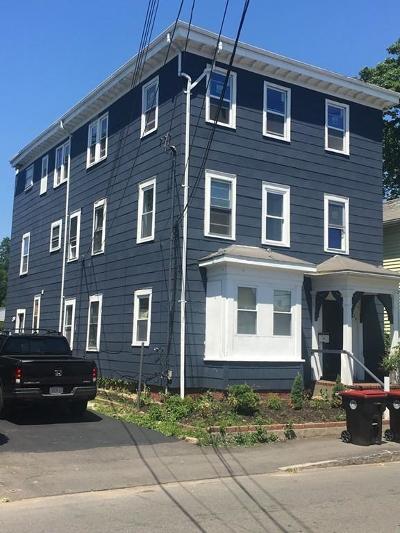 Brockton Multi Family Home Under Agreement: 26 E Battles St