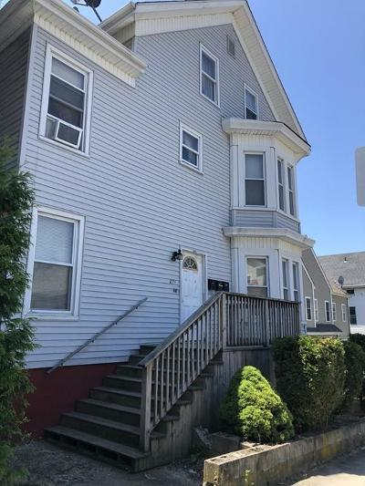 Fall River Multi Family Home For Sale: 279 Locust St