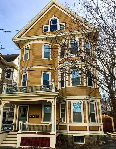 Brookline MA Multi Family Home For Sale: $2,199,000