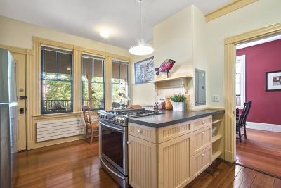 Somerville Condo/Townhouse For Sale: 101 School St #2
