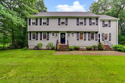 Sherborn Single Family Home For Sale: 30 McGregor Drive