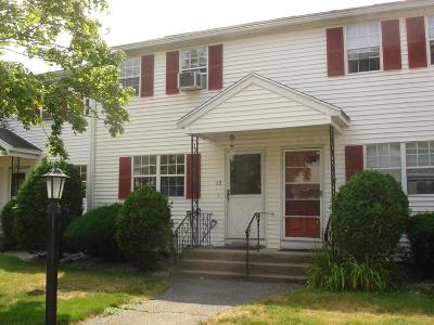 Methuen, Lowell, Haverhill Condo/Townhouse Back On Market: 60 Arnold Ave #60