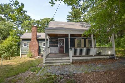 Duxbury Single Family Home New: 172 Church Street