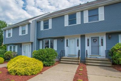 Attleboro Condo/Townhouse For Sale: 64 Mechanic St #10