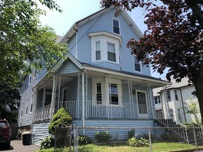 Malden Multi Family Home For Sale: 25 Linwood St.