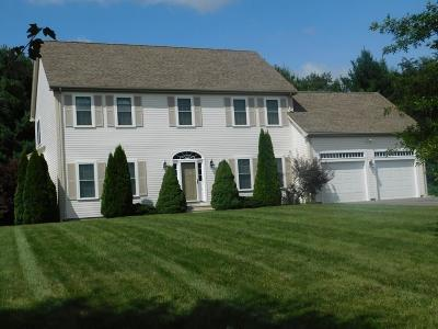 Raynham Single Family Home For Sale: 341 Finch Rd