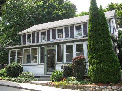 Newton Condo/Townhouse Under Agreement: 39-41 Keefe Ave #1