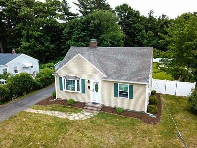 Stoughton Single Family Home New: 41 Lewis Rd