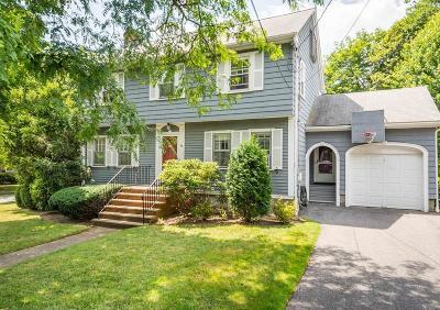 Newton Single Family Home New: 19 Duxbury Rd