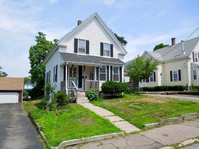 Rockland Single Family Home For Sale: 31 Belmont Street