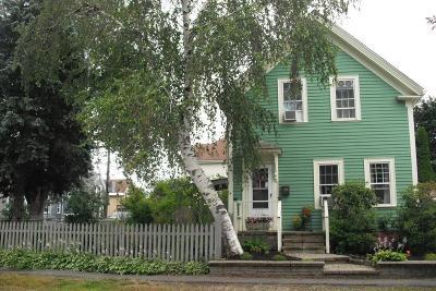 Methuen, Lowell, Haverhill Single Family Home New: 43 S Kimball St