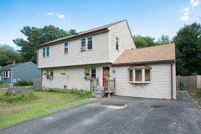 Abington Single Family Home New: 98 Ekstrom Circle