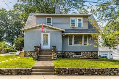 Stoneham Single Family Home For Sale: 55 Elm Street