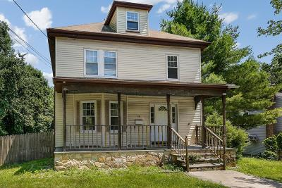 Braintree Single Family Home Under Agreement: 416 Liberty St.