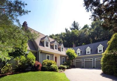 Needham Single Family Home Under Agreement: 569 Charles River St