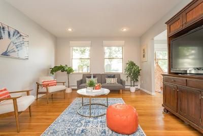 Condo/Townhouse Under Agreement: 327 St Paul #1