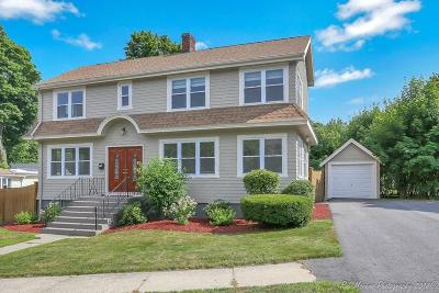 stoneham Single Family Home For Sale: 78 Westwood Rd.