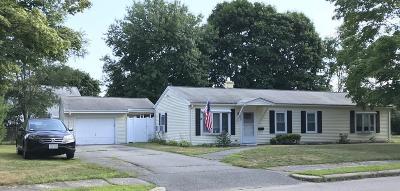 Rockland Single Family Home New: 159 Nevens Cir