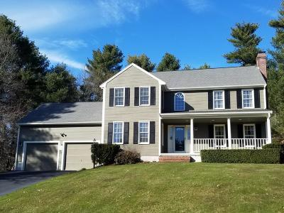 Mansfield Single Family Home New: 11 Millstone Ct