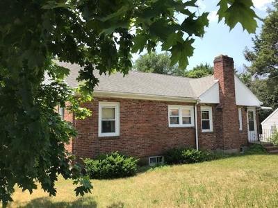 Needham Single Family Home Under Agreement: 245 Webster Street