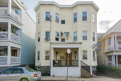 MA-Suffolk County Multi Family Home Under Agreement: 25 Calder St