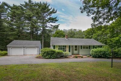 Marshfield Single Family Home Contingent: 365 Grove