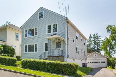 Watertown Multi Family Home Under Agreement: 39-41 Hardy Avenue