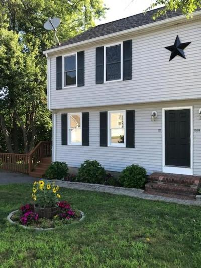 Methuen, Lowell, Haverhill Condo/Townhouse New: 271 Hilldale Ave #271