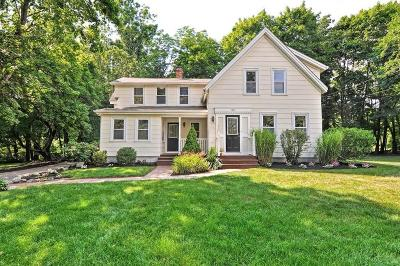 Norton MA Single Family Home New: $364,900