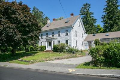 Scituate Single Family Home New: 44 Captain Peirce Road